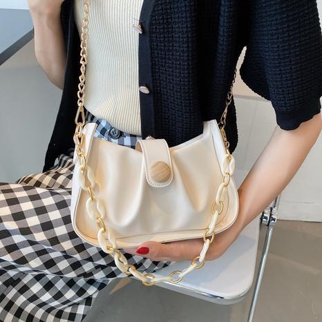 vente en gros sac messager géométrique en chaîne acrylique Nihaojewelry NHAV378042's discount tags
