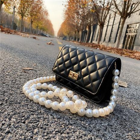 Vente en gros sac messager lingge chaîne de perles Nihaojewelry NHAV378056's discount tags