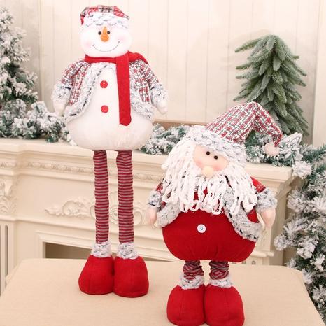 vente en gros nouvelle grande poupée de père Noël debout rétractable Nihaojewelry NHMV394469's discount tags