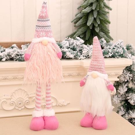 vente en gros nouvelle poupée sans visage rétractable du père Noël Nihaojewelry NHMV394470's discount tags