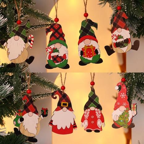 Wholesale New Faceless Old Man Pendant Christmas Ornaments Nihaojewelry  NHMV394476's discount tags