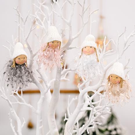 vente en gros pendentif fille moelleux décoration de Noël Nihaojewelry NHHB394485's discount tags