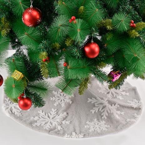 vente en gros jupe arbre flocon de neige jacquard décoration de Noël Nihaojewelry NHHB394498's discount tags