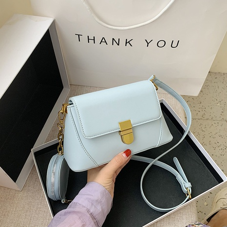wholesale candy color messenger bag Nihaojewelry NHGN394839's discount tags
