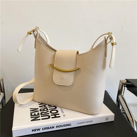 Mode großvolumige Messenger-Eimer-Einkaufstasche Großhandel nihaojewelry NHRU395034's discount tags