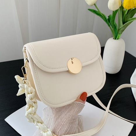 Mode Seidenschal Kontrastfarbe quadratische Tasche Großhandel nihaojewelry NHRU395035's discount tags