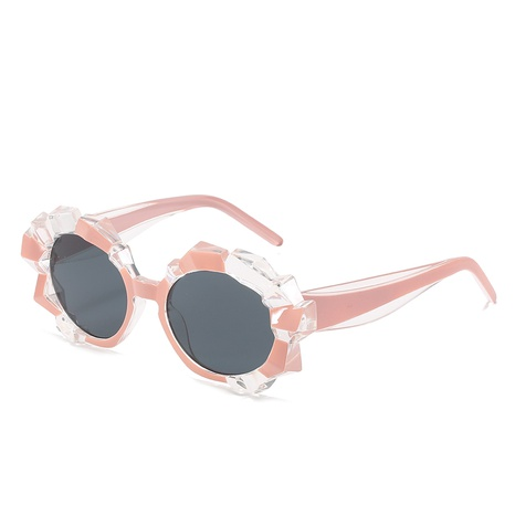 Concave-convex frame anti-drilling technology sunglasses wholesale Nihaojewelry NHZIH401825's discount tags
