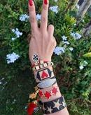Nihaojewelry fashion Miyuki beads handwoven portrai jewelry accessories Wholesale NHGW378905