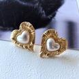 NHOM1751647-Love-Pearl-Silver-Needle-Stud-Earrings-2.5CM