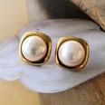 NHOM1754288-Beads-Silver-Needle-Stud-Earrings-2.2CM