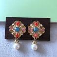 NHOM1754349-Pearl-pendant-resin-stud-earrings-3.22.3CM