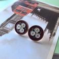 NHOM1754361-Xiao-Zou-Ju-Drop-Glazed-Stud-Earrings-1.8CM
