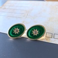 NHOM1754369-Flat-Silver-Needle-Earrings-2.41.7CM