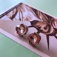 NHOM1754463-Glass-Love-Silver-Needle-Stud-Earrings-1.8CM