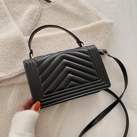 vente en gros sac de messager lingge de couleur unie Nihaojewelry NHXC380346's discount tags