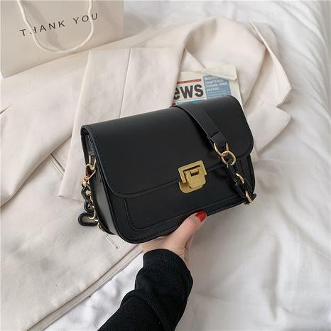 Nihaojewelry vente en gros nouveau sac de messager à la mode à boucle en métal NHXC380347's discount tags