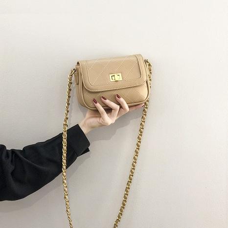 vente en gros accessoires sac messager chaîne rhombique Nihaojewelry NHASB380510's discount tags