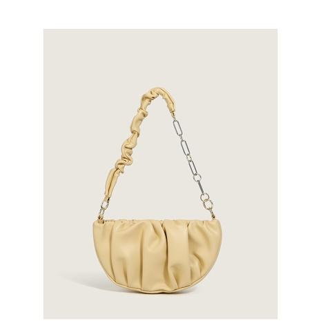 vente en gros accessoires sac de messager de chaîne de sac de nuage de pli de couleur unie Nihaojewelry NHASB380520's discount tags