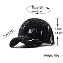 wholesale accessories summer sequined baseball cap Nihaojewelry NHXV380591