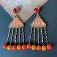 NHOM1761334-Orange-Silver-Needle-Stud-Earrings-12CM-80g