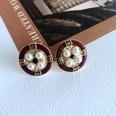 NHOM1761458-4-pearl-silver-needle-stud-earrings-2CM