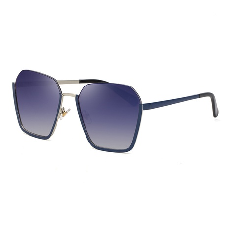wholesale accessories metal half frame sunglasses Nihaojewelry NHLMO381823's discount tags