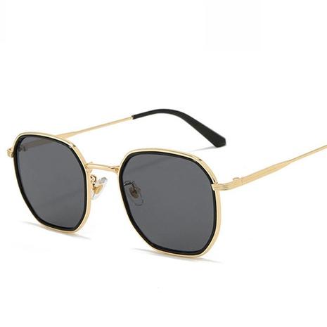 wholesale accessories multi-deformation metal sunglasses Nihaojewelry NHVM381351's discount tags