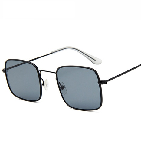 Wholesale Accessories Small Metal Frame Transparent Sunglasses Nihaojewelry NHVM381371's discount tags