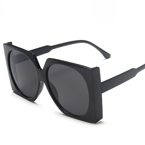 wholesale accessories metal hinge square thick frame sunglasses Nihaojewelry NHVM381381's discount tags