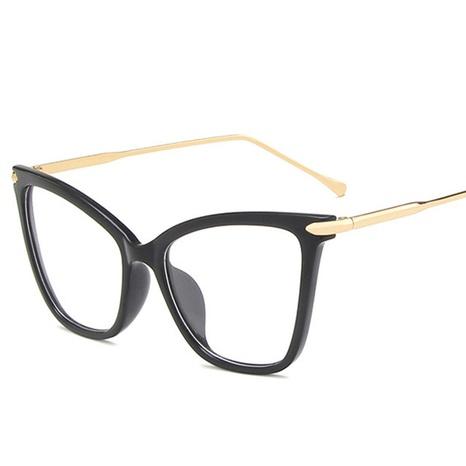 wholesale fashion cat-eye-shape frame glasses nihaojewelry  NHVM381395's discount tags
