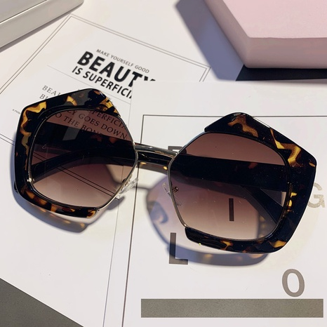 wholesale accessories half-frame transparent sunglasses Nihaojewelry NHMSG381469's discount tags