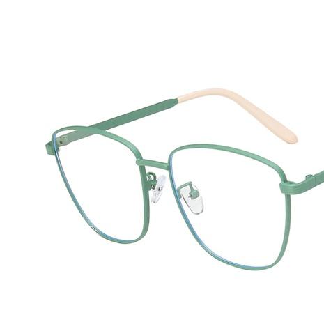 Wholesale Retro Irregular Frame Flat Lenses Glasses Nihaojewelry  NHKD381540's discount tags