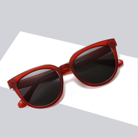 new simple fashion cat eye colorful sunglasses wholesale nihaojewelry NHBA401931's discount tags