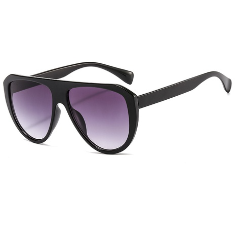 new fashion big frame leopard colorful frog glasses sunglasses wholesale nihaojewelry NHBA401937's discount tags