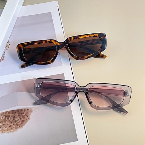 fashion cat's eye frame color sunglasses wholesale nihaojewelry NHXU403249's discount tags