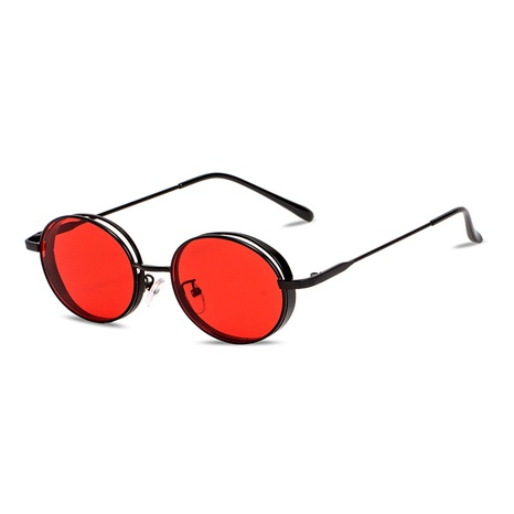 fashion colorful lens thin-legs small frame sunglasses wholesale nihaojewelry NHLMO401895's discount tags