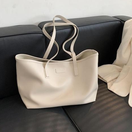 einfache Art und Weise große Kapazität Eimer einzelne Schulter-Einkaufstasche Großhandel nihaojewelry NHGN403704's discount tags