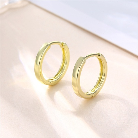 wholesale jewelry simple C-shapde earrings nihaojewelry  NHAC405052's discount tags