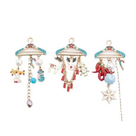 Broche de borla colgante de suspensión creativa al por mayor Nihaojewelry NHCU406515's discount tags