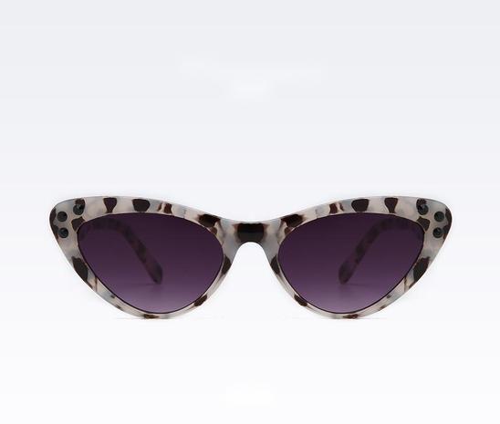 wholesale gradient color diamond cat eye sunglasses nihaojewelry  NHZIH396649's discount tags