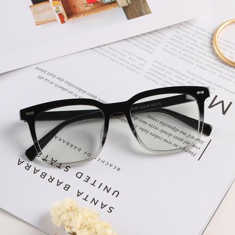 Retro-Quadratnieten Blu-ray-Flachbrille Großhandel Nihaojewelry NHXU407180's discount tags