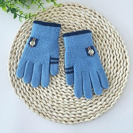 Winter plus Samt verdickte Handschuhe Großhandel Nihaojewelry NHDM408409's discount tags
