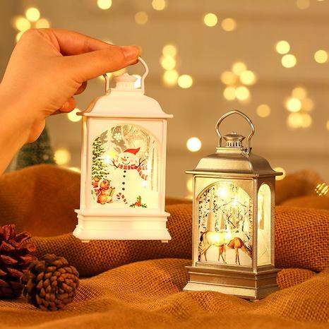 Neue Weihnachtsdekorationen leuchtende tragbare Öllampe Großhandel Nihaojewelry NHMV409371's discount tags