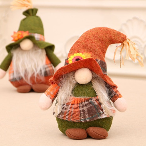 Weihnachtsfest gesichtslose Puppe Großhandel Nihaojewelry NHMV409374's discount tags