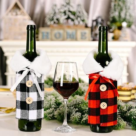 Großhandel Reversgitter Weinflaschenabdeckung Weihnachtsdekoration nihaojewelry NHHB409420's discount tags