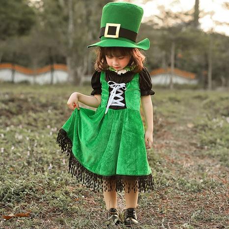 Halloween costume Irish goblin dwarf wholesale Nihaojewelry  NHFE410369's discount tags