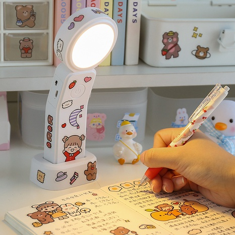 Cute table lamp human body induction night light wholesale Nihaojewelry  NHZE409903's discount tags