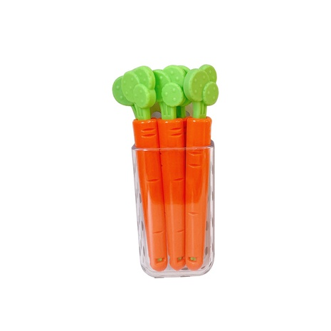 cartoon carrot  food bag sealed clip wholesale nihaojewelry NHZE409895's discount tags