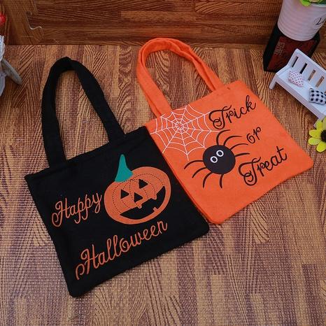 Halloween Kürbis Einkaufstasche Großhandel Nihaojewelry NHGAL411205's discount tags