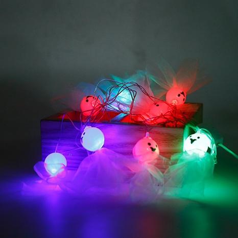 White Ghost Pendelleuchte String Halloween Laterne Dekoration Großhandel Nihaojewelry NHGAL411237's discount tags